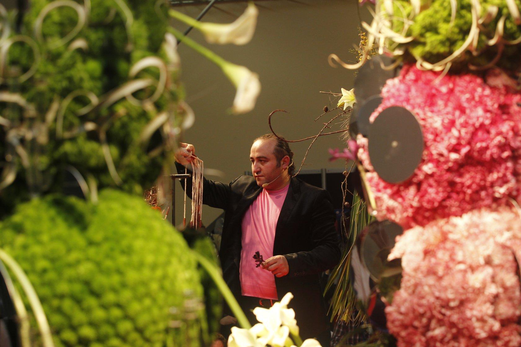 Вакансии ночной продавец цветов